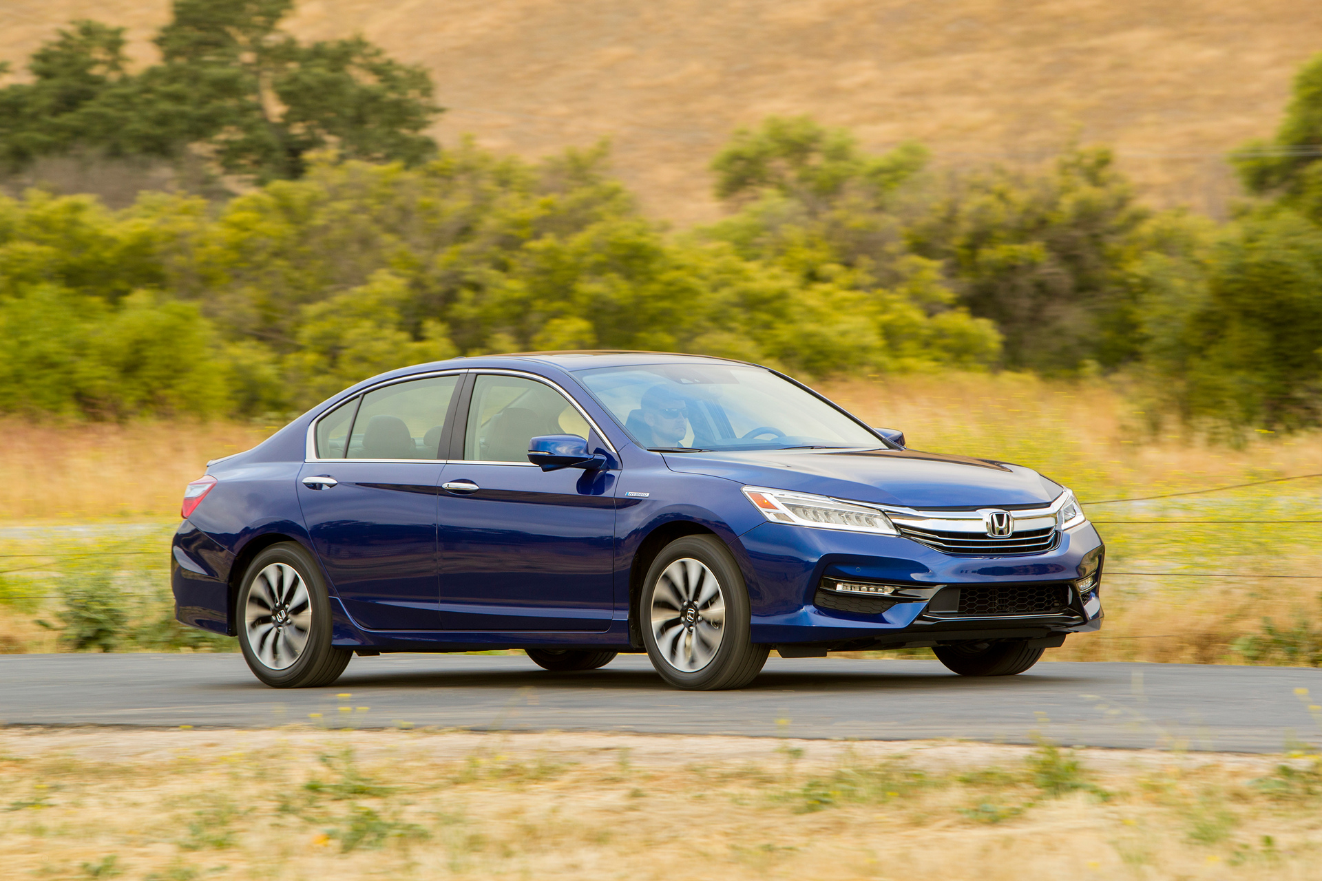 2017 Honda Accord Hybrid © Honda Motor Co., Ltd.