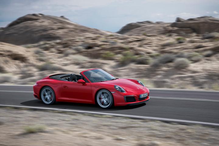 Quality Study: Porsche 911 Excels Again