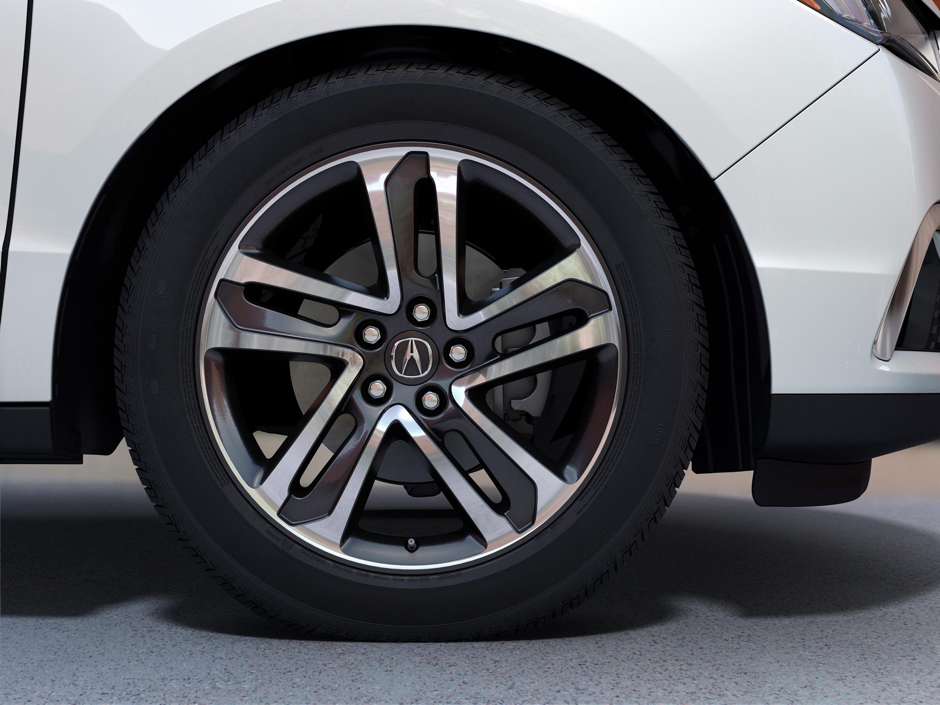 2017 Acura MDX © Honda Motor Co., Ltd.