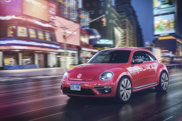 2017 Volkswagen #Pinkbeetle © Volkswagen AG