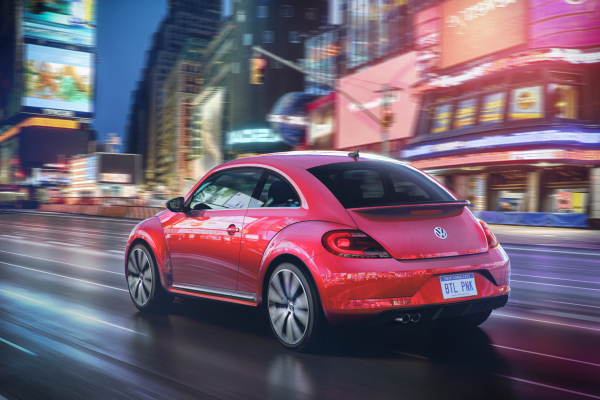 how much does a volkswagen beetle cost