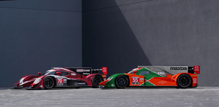 Le Mans 1991: Mazda Looks Back as It Races into the Future