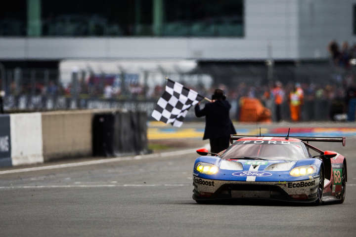 Ford Wins Le Mans!
