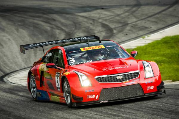 Cadillac ATS-V.R Racing Lime Rock Park © General Motors