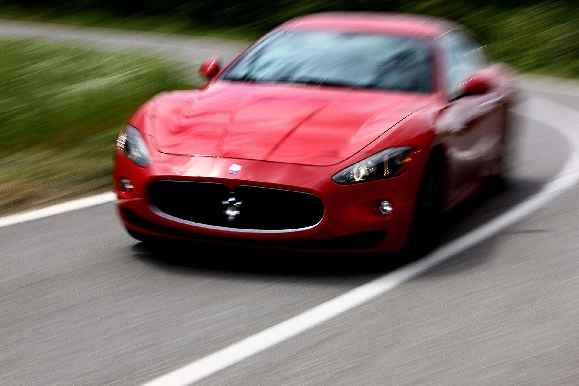 2016 Maserati GranTurismo © Fiat Chrysler Automobiles N.V.