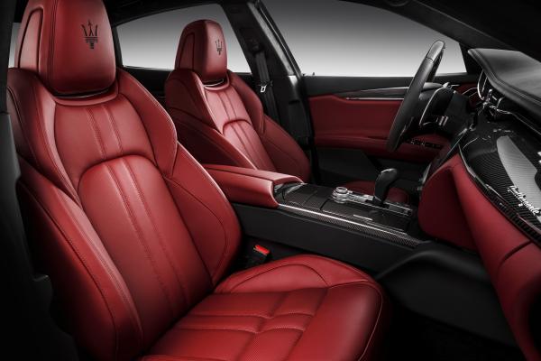 Maserati Quattroporte GTS GranSport © Fiat Chrysler Automobiles N.V.