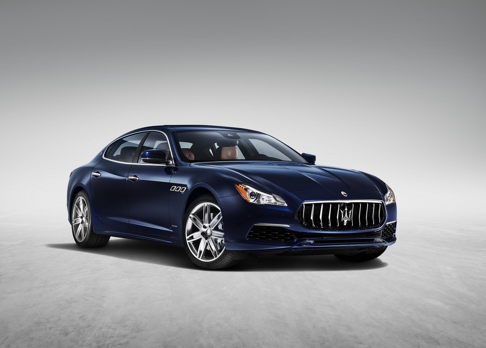 Maserati Quattroporte S Q4 GranLusso © Fiat Chrysler Automobiles N.V.