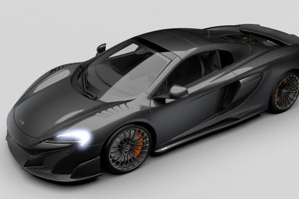 MSO Carbon Series LT © McLaren Automotive