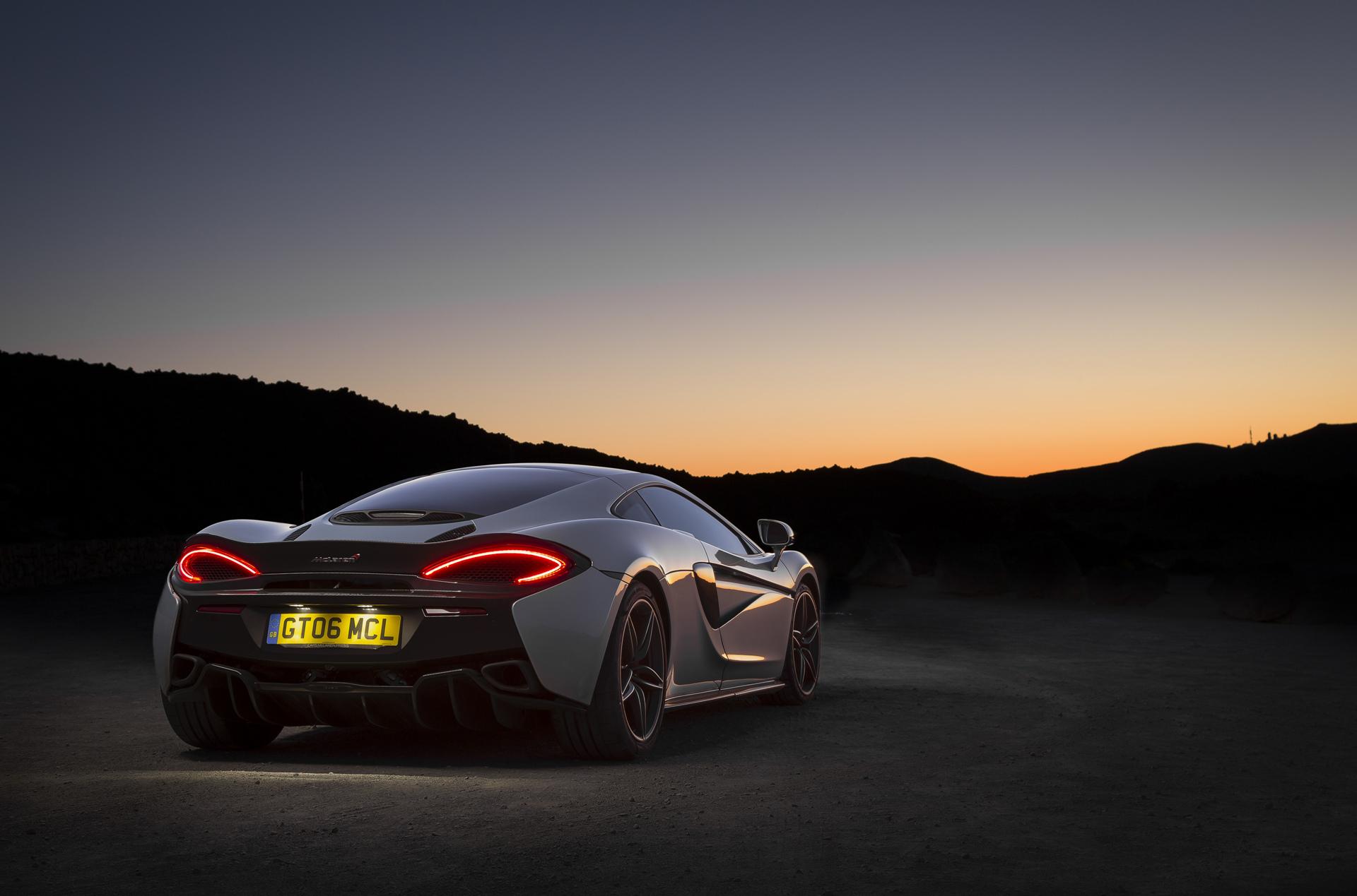 McLaren returns to Goodwood Festival of Speed 2016 © McLaren Automotive