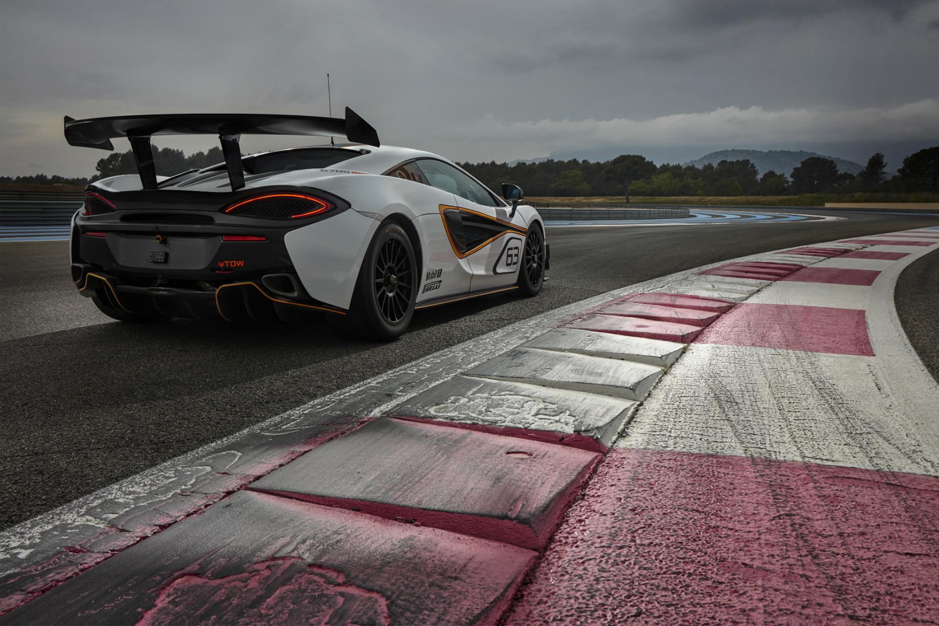McLaren 570S Sprint © McLaren Automotive