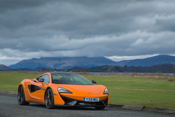 McLaren Glasgow named McLaren Global Retailer of the Year 2015 © McLaren Automotive