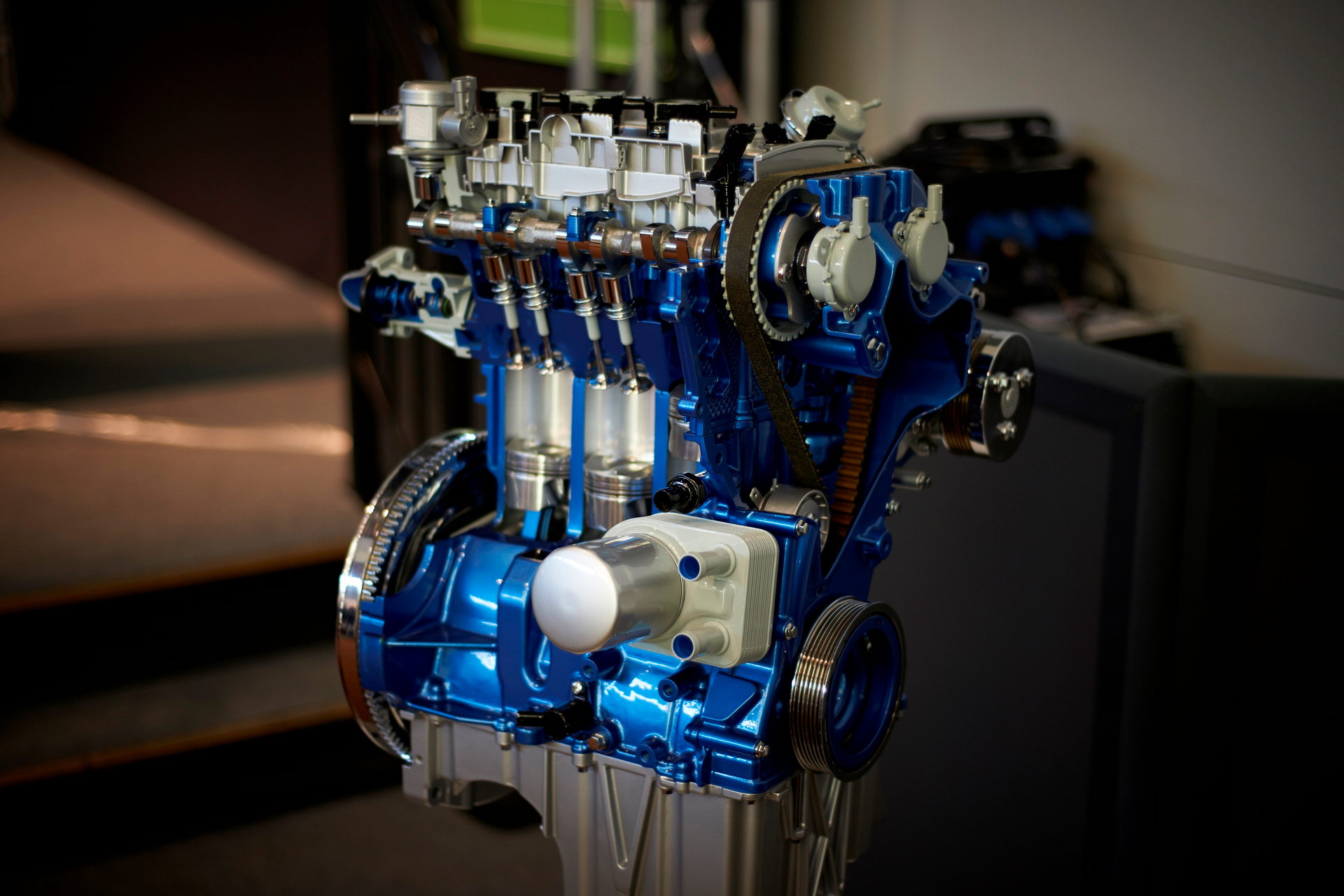 Ford EcoBoost engine wins eighth IEOTY award © Ford Motor Company