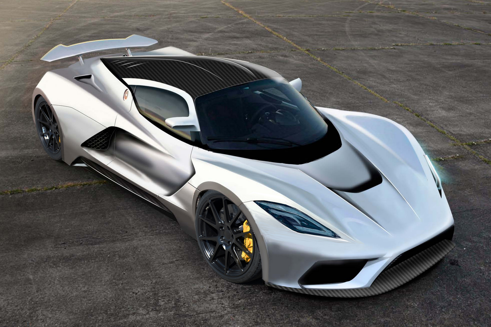 top five fastest cars in the world - Super Fast Cars In The World