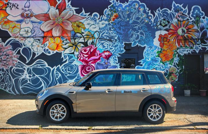 ReachNow Car Sharing Celebrates Growing Demand
