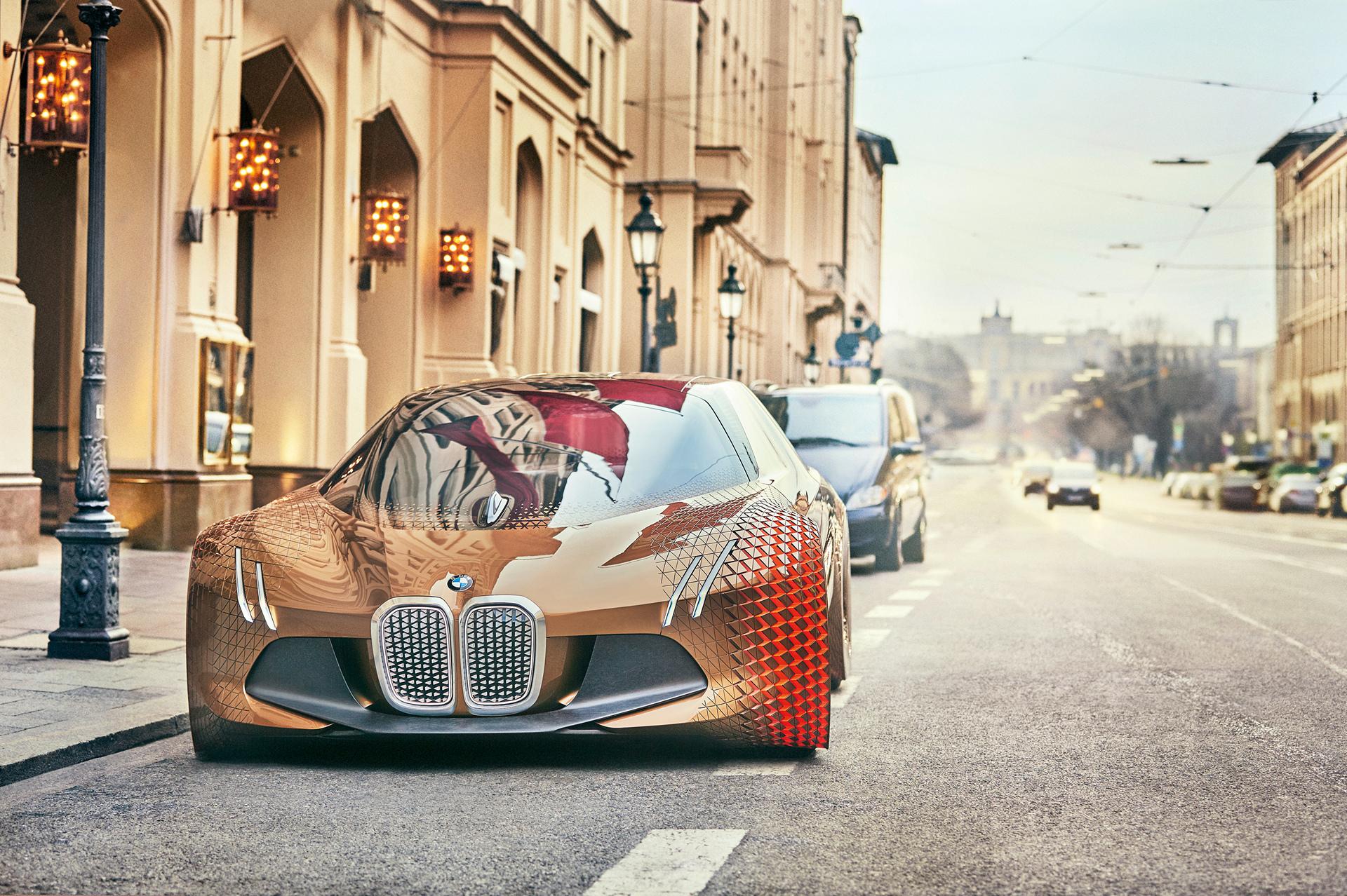 BMW VISION NEXT 100 © BMW AG