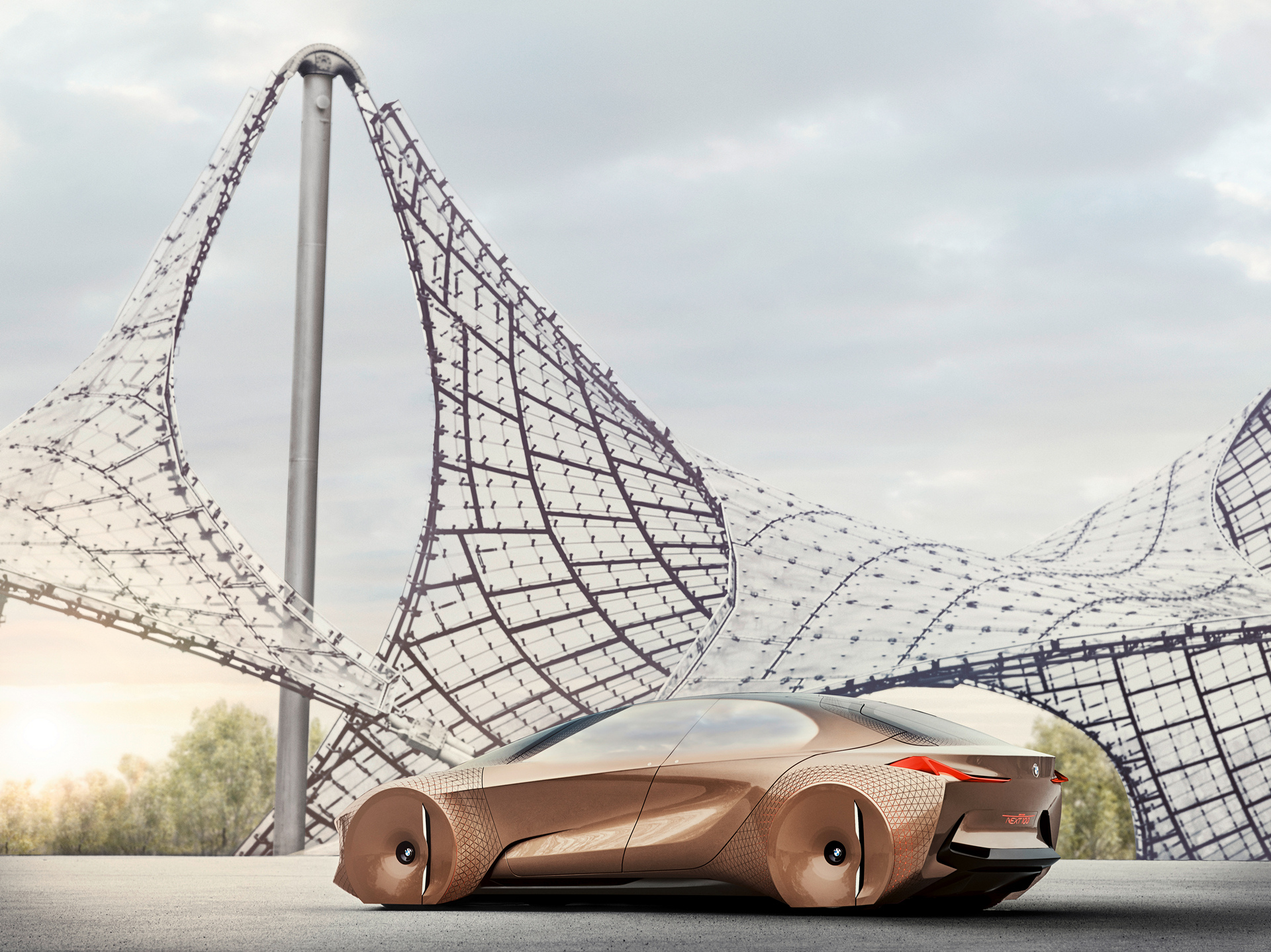BMW VISION NEXT 100 © BMW AG