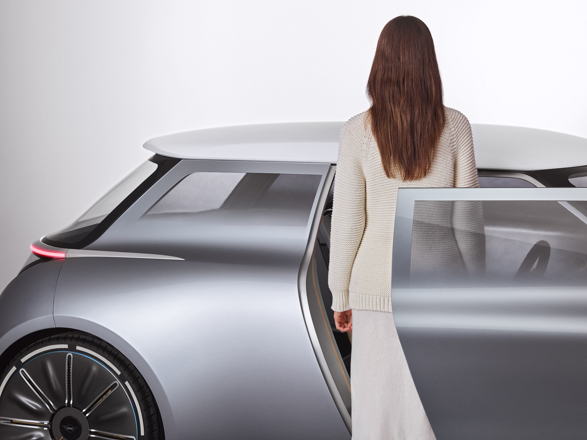 MINI VISION NEXT 100 © BMW AG
