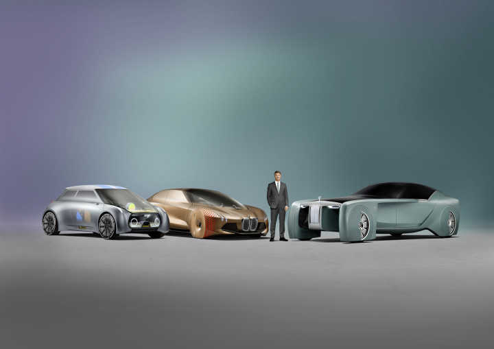 BMW Group: THE NEXT 100 YEARS