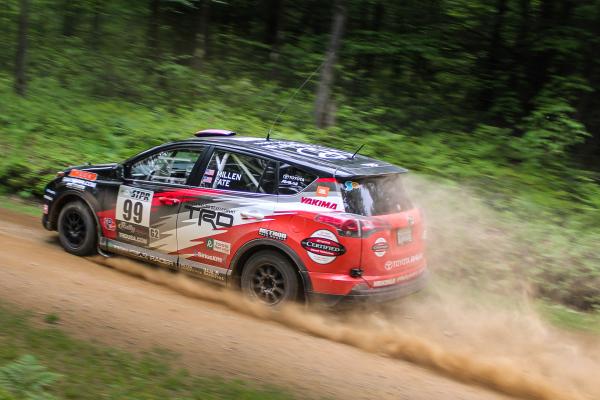 2016 Rally RAV4 - Susquehannock Trail © Toyota Motor Corporation