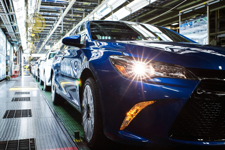 America's Best-Selling Car Still Most 'American-Made'