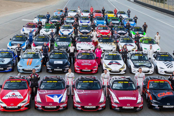 Mazda MX-5 Cup: Road America Preview © Mazda Motor Corporation