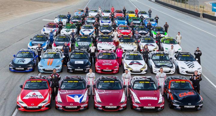 Mazda MX-5 Cup: Road America Preview