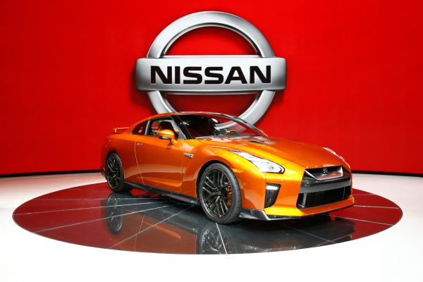 2017 Nissan GT-R © Nissan Motor Co., Ltd.