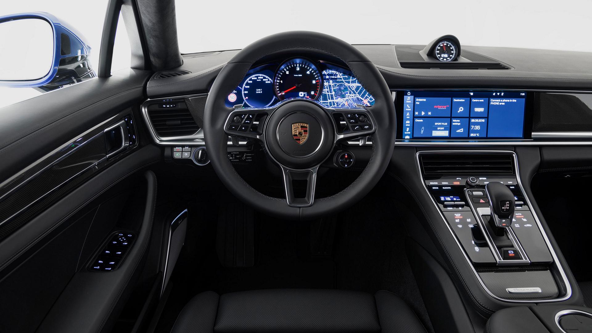 Panamera 4S © Dr. Ing. h.c. F. Porsche AG