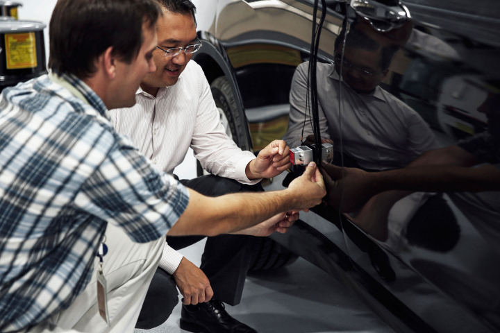 Faraday Future Takes Critical Step Towards Testing Autonomous Vehicles