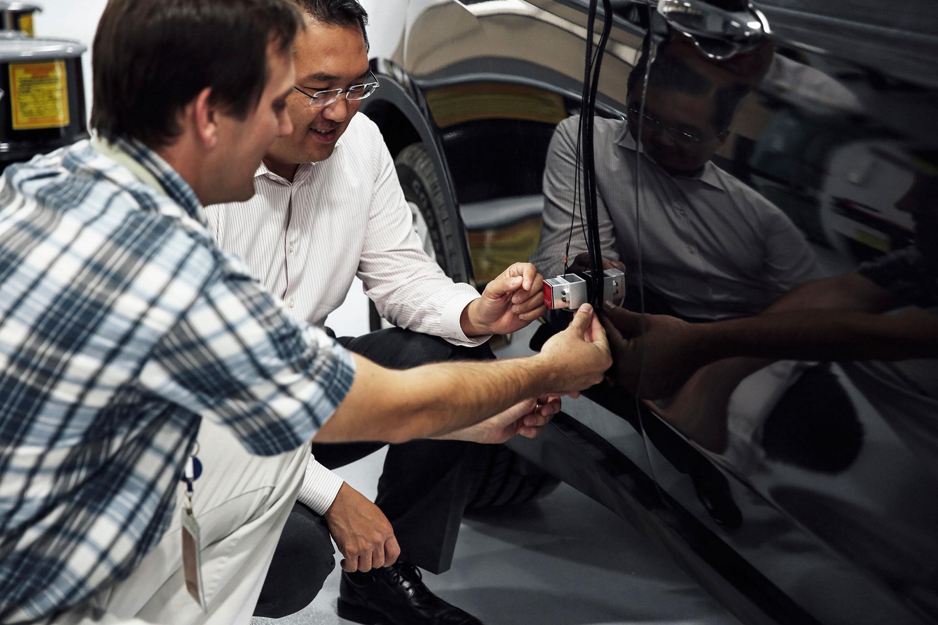Faraday Future Takes Critical Step Towards Testing Autonomous Vehicles In California © Faraday Future