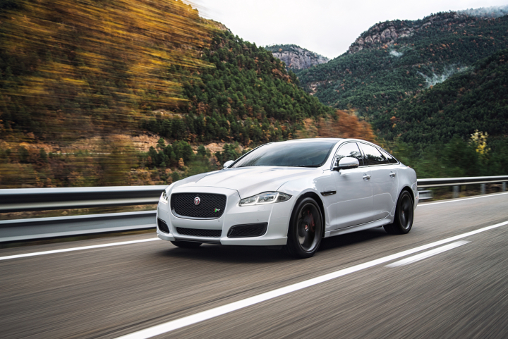 Jaguar XJ Recognized as Best Luxury Car in Total Quality