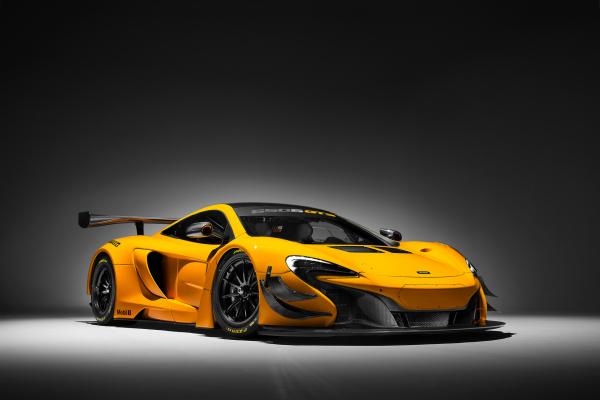 McLaren 650S GT3 © McLaren Automotive