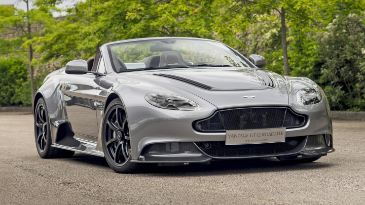 Q by Aston Martin Build the Ultimate Open-Top Vantage
