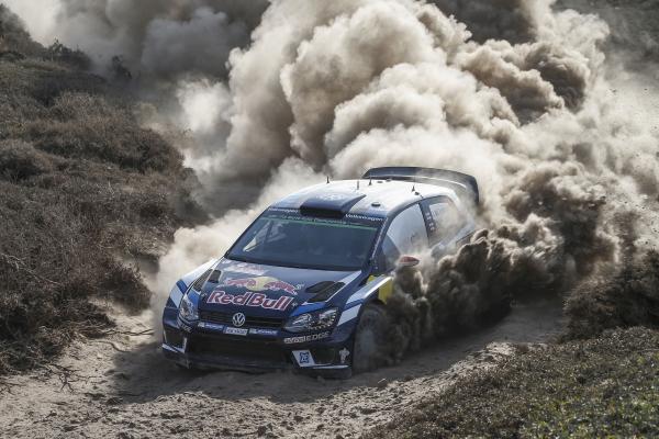 Jari-Matti Latvala/Miikka Anttila (FIN/FIN), Volkswagen Polo R WRC © Volkswagen AG