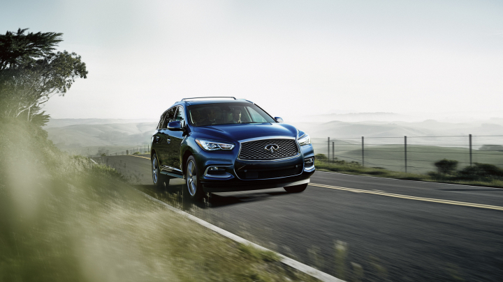 2016 Infiniti QX60 Hybrid Review