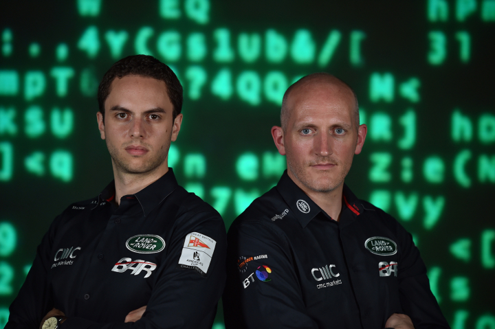 Land Rover 'Game-Changing' Artificial Intelligence will Help Sir Ben Ainslie Make History