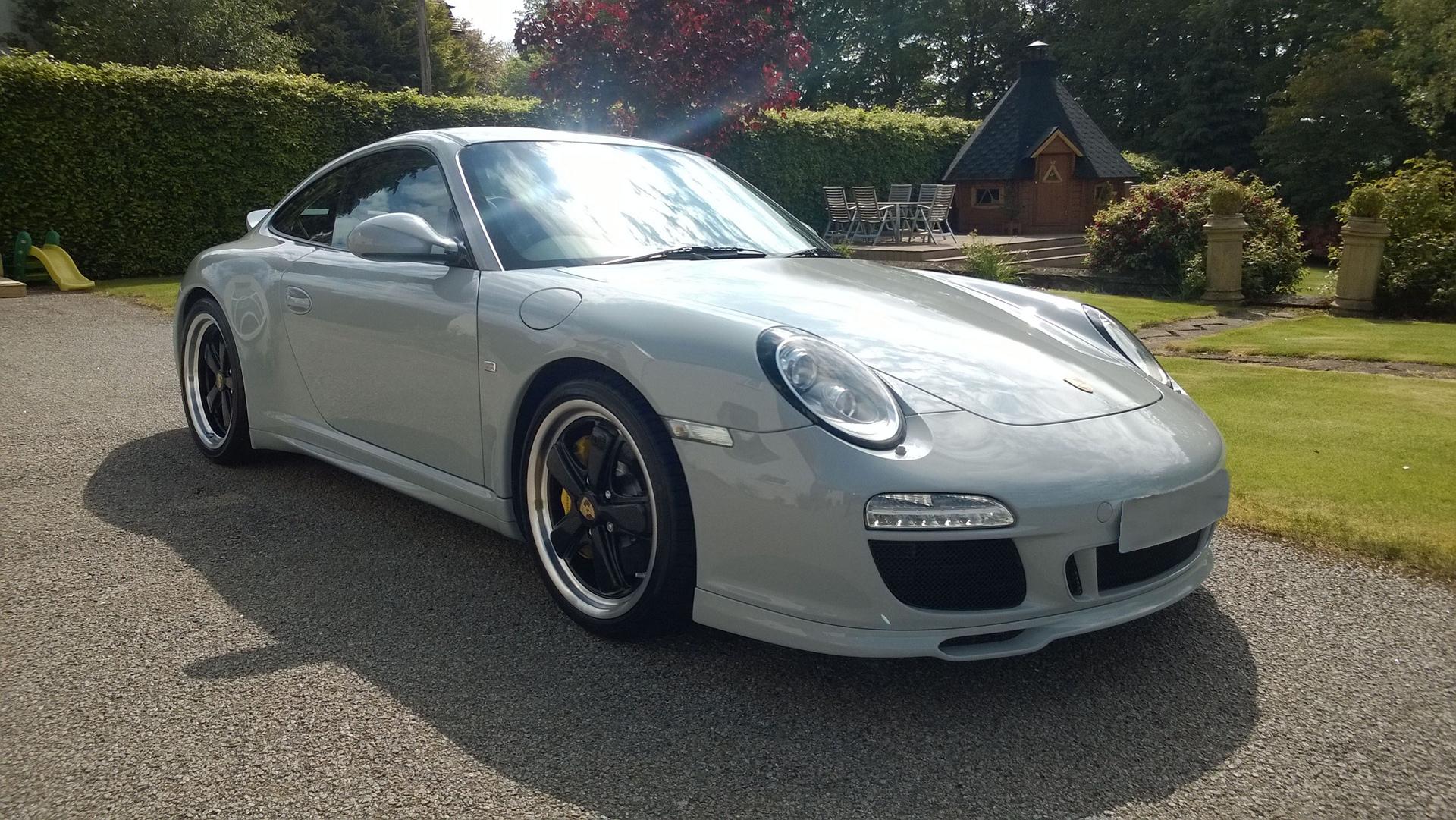 Porsche 911 Sport Classic in Turriff © Dr. Ing. h.c. F. Porsche AG