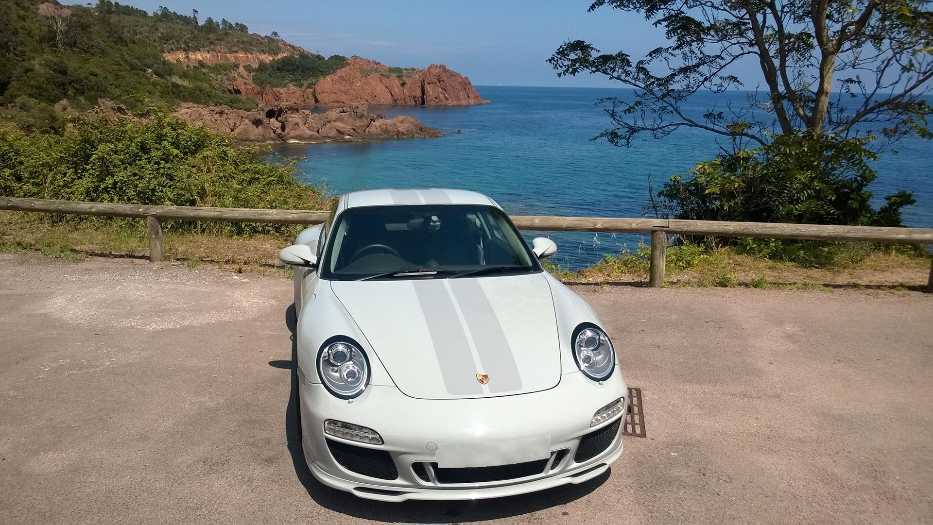 Porsche 911 Sport Classic in Cannes © Dr. Ing. h.c. F. Porsche AG