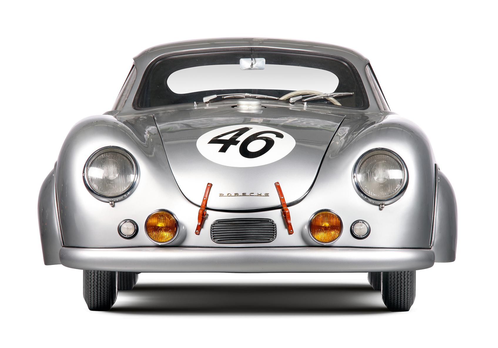 Porsche 356 SL © Dr. Ing. h.c. F. Porsche AG