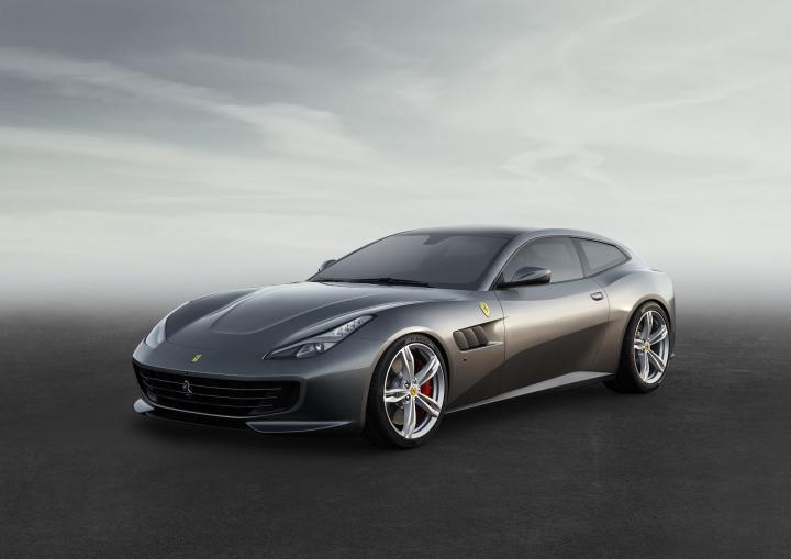 2017 Ferrari GTC4Lusso Review