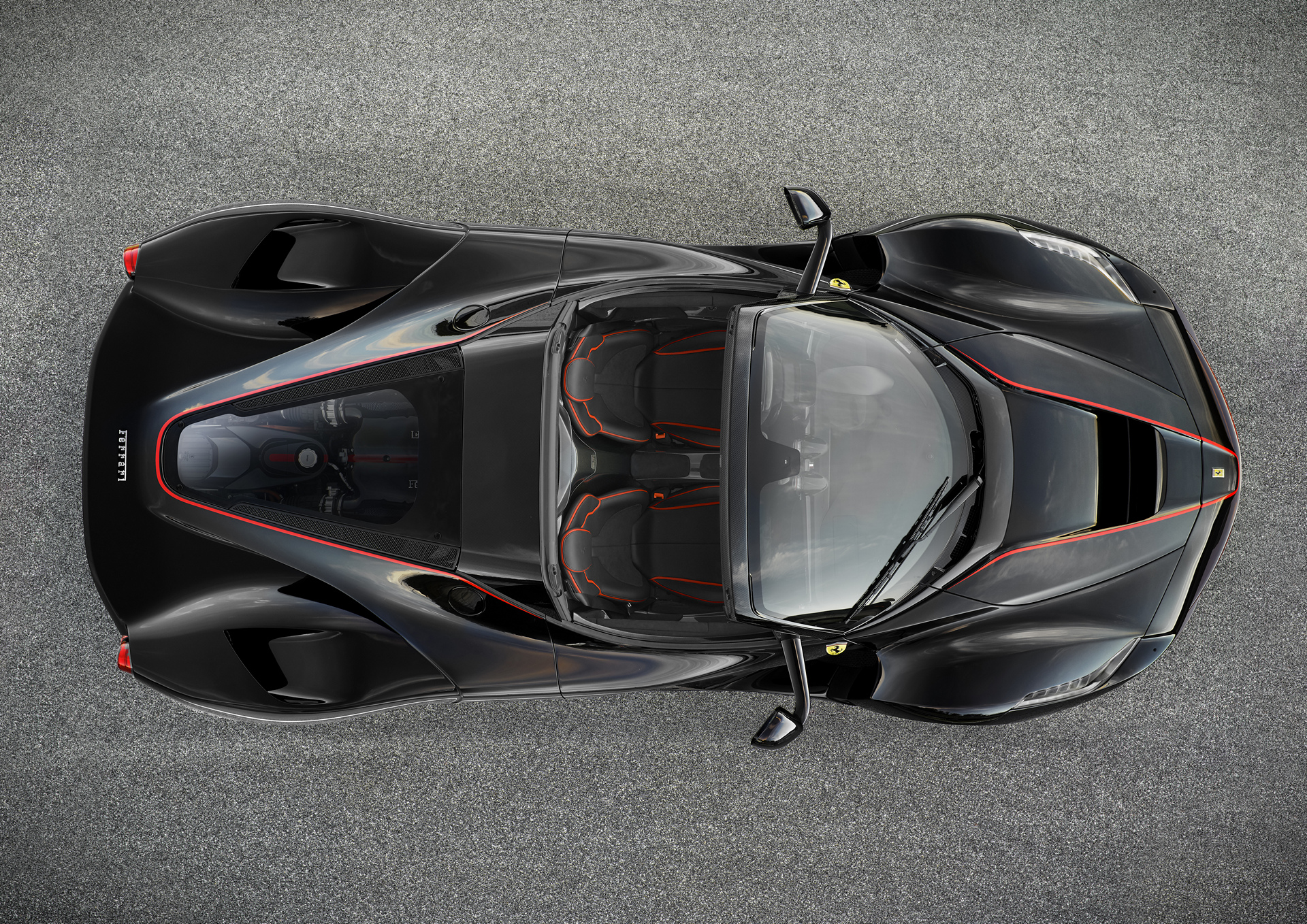 Ferrari LaFerrari © Fiat Chrysler Automobiles N.V.