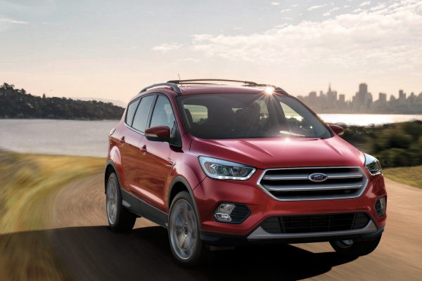 2017 Ford Escape © Ford Motor Company