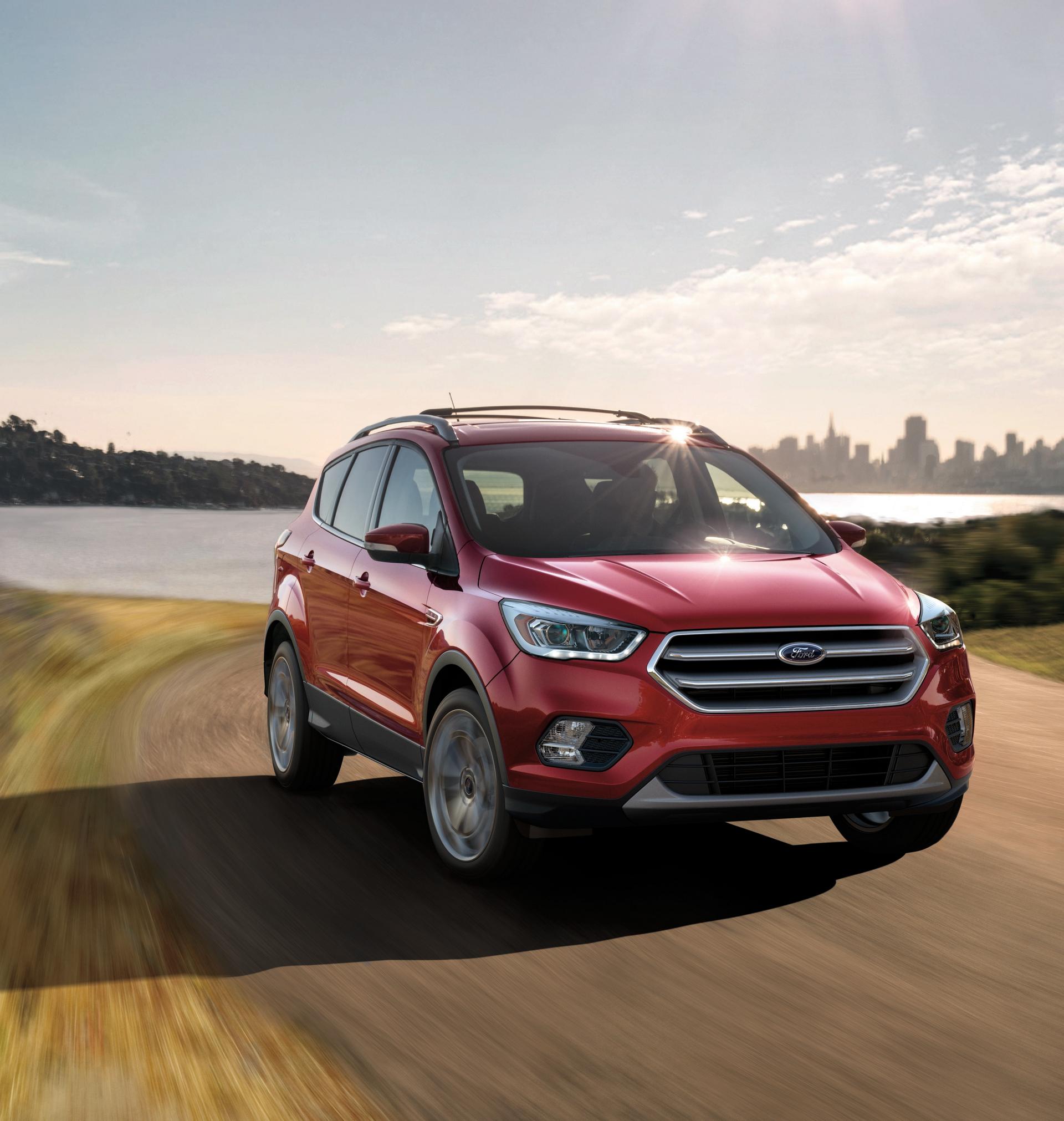 2017 Ford Escape © Ford Motor Company