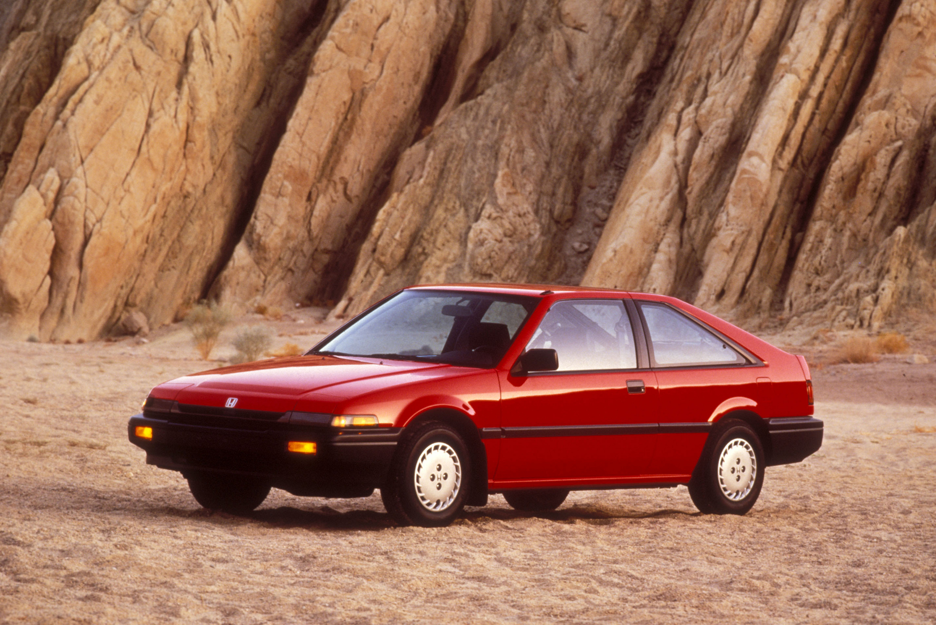 1986 Accord 3rd Generation © Honda Motor Co., Ltd.