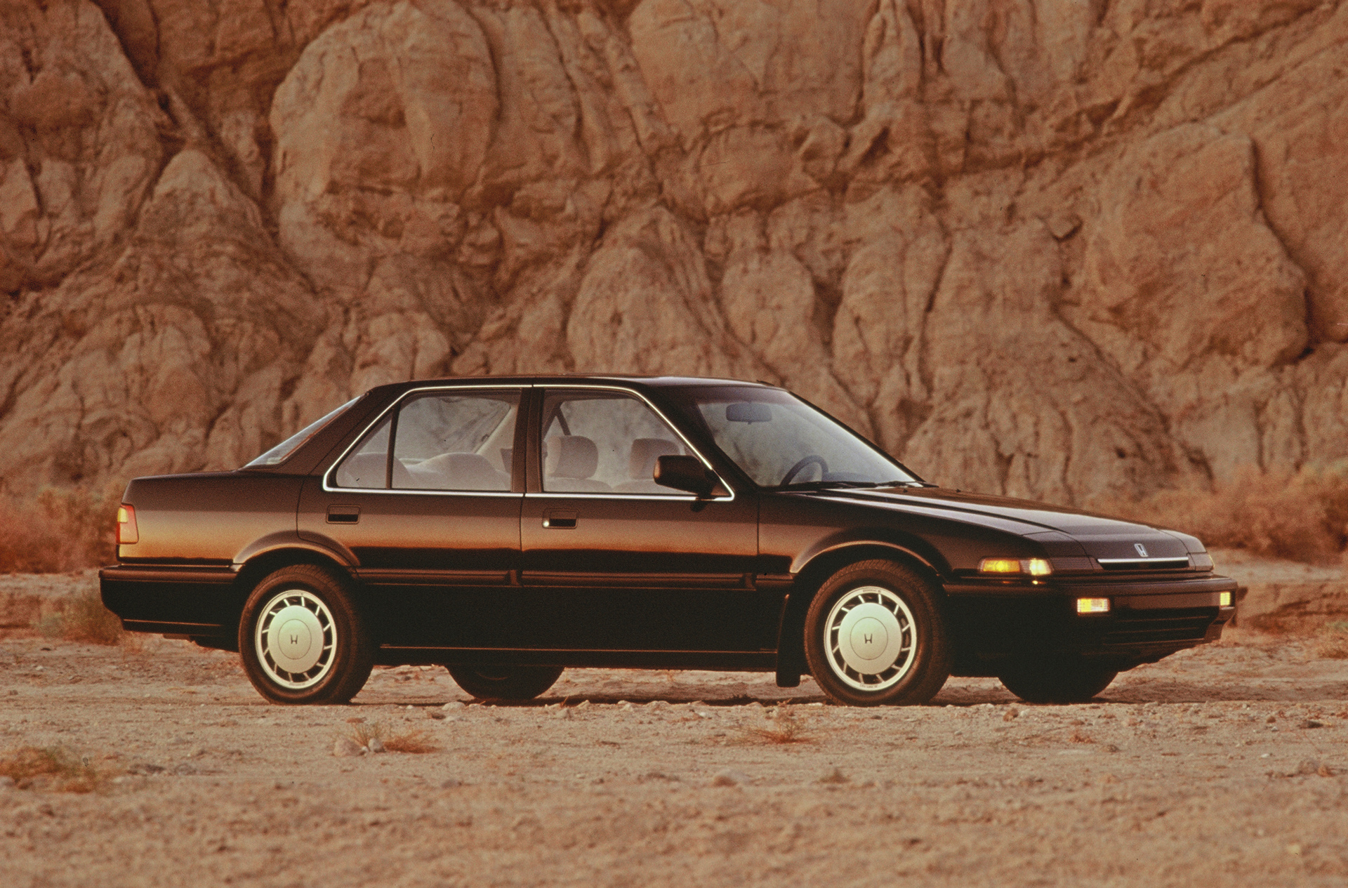 1982 Accord 3rd Generation © Honda Motor Co., Ltd.