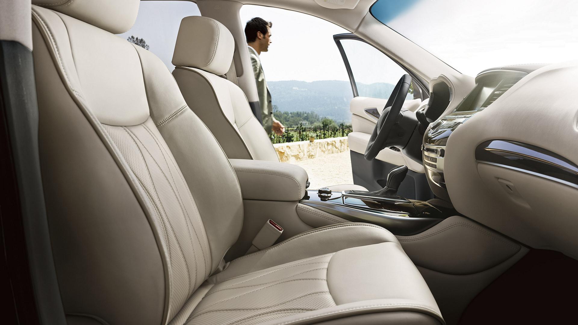 2016 Infiniti QX60 Hybrid © Nissan Motor Co., Ltd.