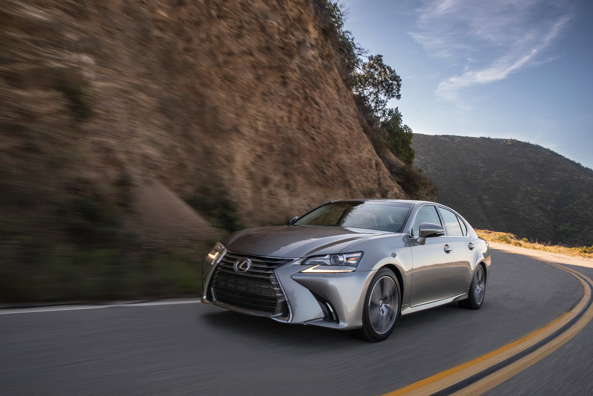 2016 Lexus GS 200t © Toyota Motor Corporation