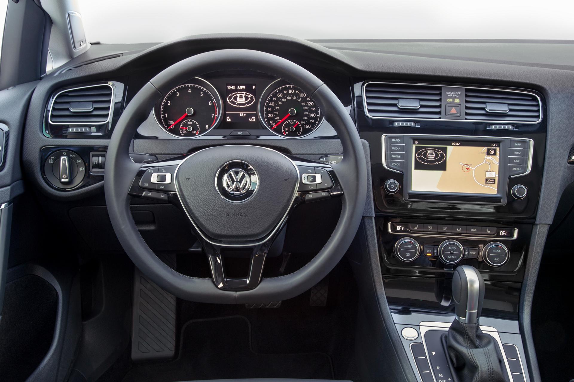 2016 Volkswagen Golf © Volkswagen AG