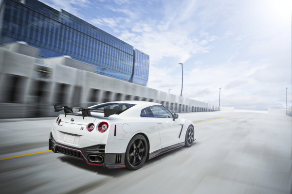 2016 Nissan GT-R NISMO © Nissan Motor Co., Ltd.