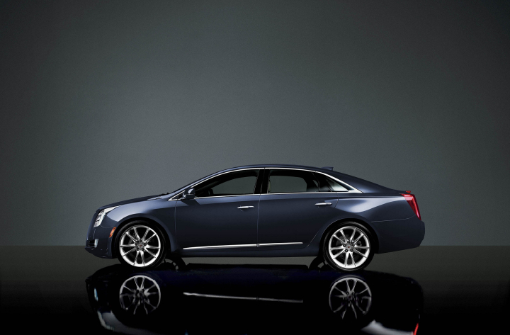 2017 Cadillac XTS Review